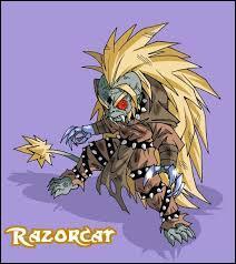 Pourquoi Razorcat est-il fou ?