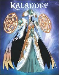 Combien de pierres divines Kalandre a-t-elle besoin pour avoir une arme puissante ?
