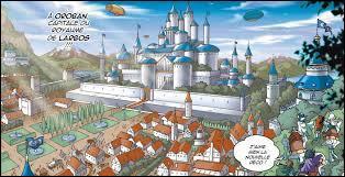Quand les Légendaires arrivent à Oroban dans le 9, il y a une fête. Laquelle ?