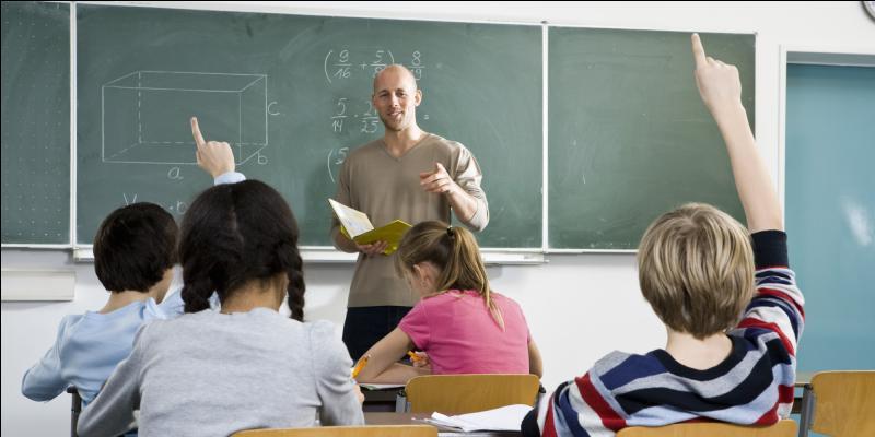 La didaskaleinophobie est la peur d'avoir de mauvais professeurs à l'école.