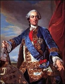 Histoire - En 1747, qui fut décoré de la Croix de Saint-Louis et reçut un habit de chevalier de la part du roi de France Louis XV ?