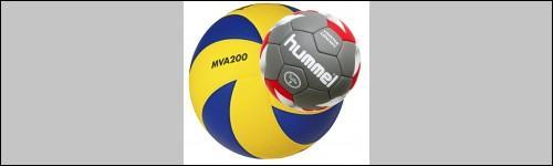 Fort heureusement, l'année 2015 a été excellente pour les équipes de France de handball et de volley-ball. Combien de titres internationaux ces deux équipes ont-elles remportés à elles deux ?