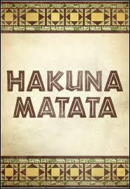 "Dans quel Disney, sorti en 1994, peut-on entendre la chanson ""Hakuna Matata"" ?"