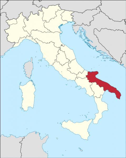 Quelle est cette région d'Italie ?