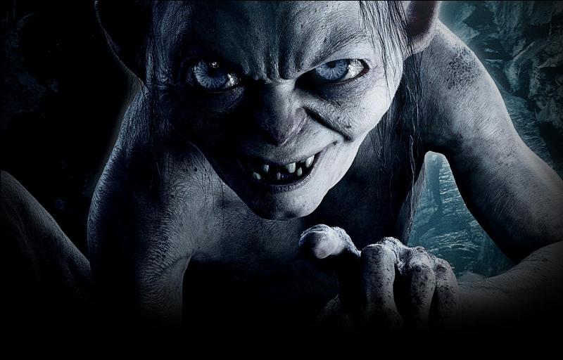 Qui est Sméagol, dit Gollum ?