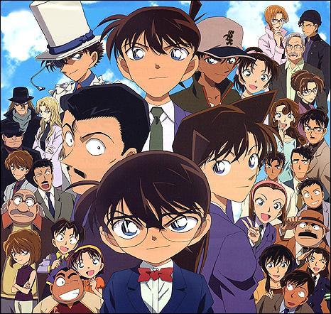 Connaissez-vous ce manga sur Shinichi le détective ?