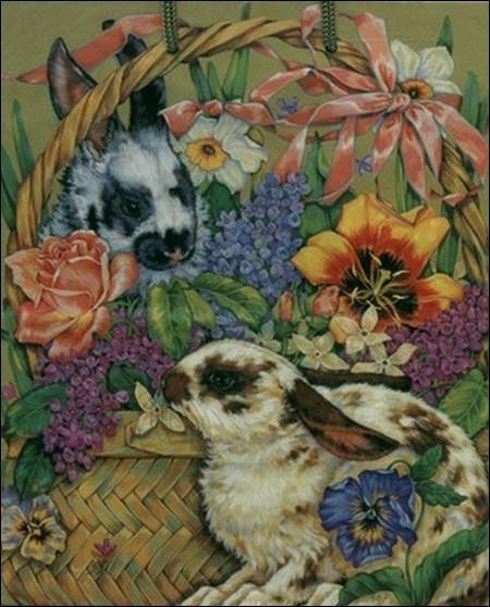 Quelle est cette maladie fréquente chez les lapins ?