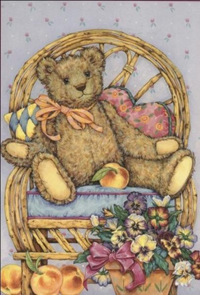 """A qui l'ours en peluche """"Teddy bear"""" doit-il ce nom ?"""
