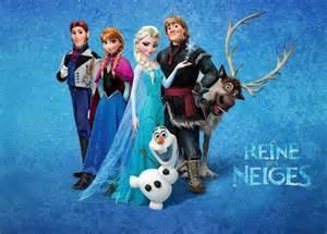 « La Reine des neiges »