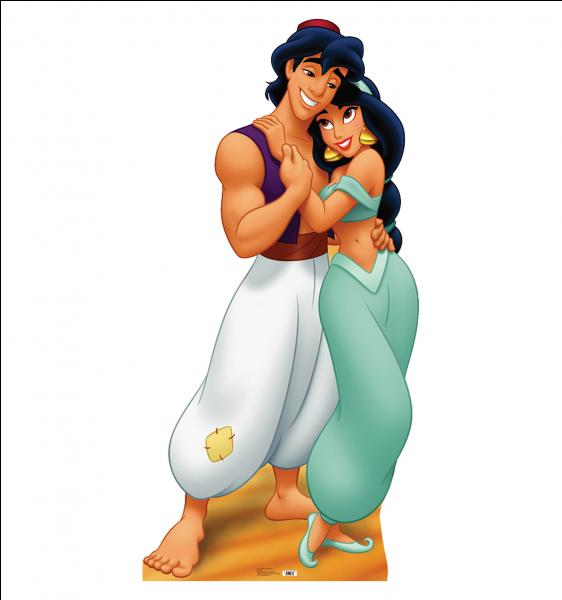 Qui est Rajah dans Aladdin ?