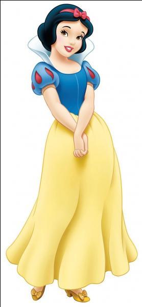 Pourquoi la mère de Blanche-neige a appelé sa fille ' Blanche-neige ' ?