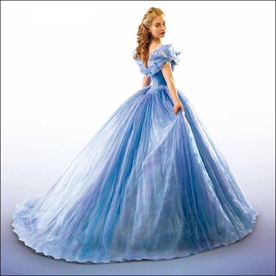 Dans le film ' Cendrillon ', qui incarne cette princesse ?