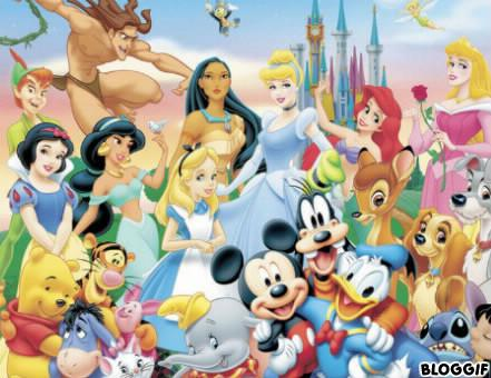 L'univers Disney !