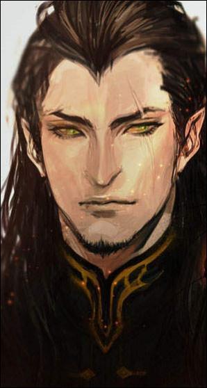 Au premier abord, son visage ne vous dira rien. Pourtant, en regardant bien et en vous concentrant, vous pourrez apercevoir une cicatrice sur son œil gauche. De plus, essayez de l'imaginer avec une crinière noire et des yeux verts. Alors, avez-vous deviné de qui il s'agit ?