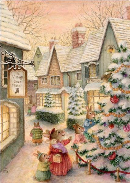Quel arbre faut-il choisir pour Noël afin qu'il conserve ses aiguilles au moins deux semaines ?