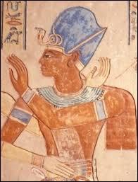 Quel est le nom de cette couronne portée par les pharaons ?