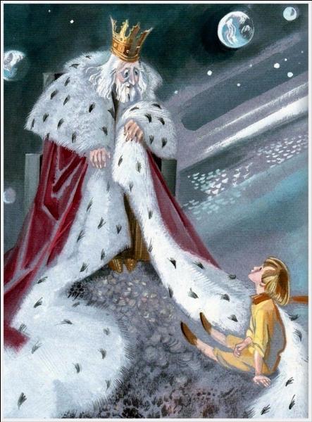 Sur le premier astéroïde qu'il visita, il rencontra un roi. Pourquoi ce roi était-il toujours obéi ?