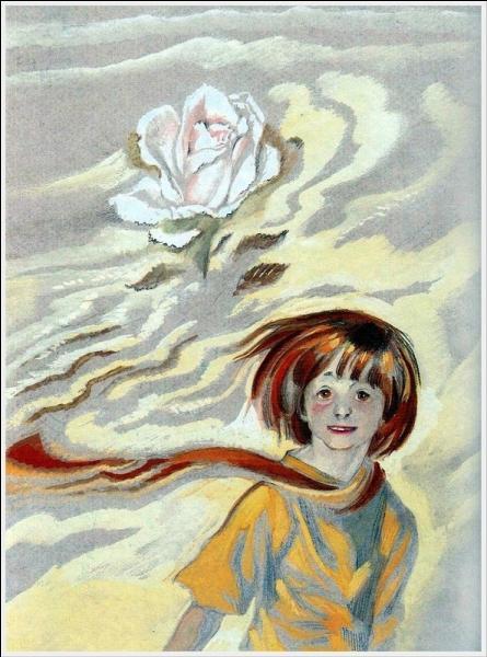 Le Petit Prince a eu la surprise de rencontrer des roses toutes semblables à la sienne, qu'est-ce qui rendait la sienne unique au monde, d'après les explications du renard ?