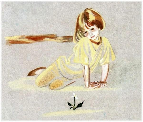 C'est la morsure d'un serpent qui mit fin à la vie sur Terre du Petit Prince, Que dit-il à Saint-Exupéry pour le rassurer ?