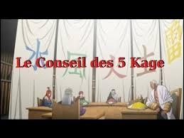 Dans quel pays se passe le conseil des 5 kages ?