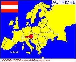 La question posée est …..et sa bonne réponse est « L'Autriche » (Cochez-la question)