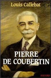À la question …. il faut répondre : « Pierre de Coubertin. » (Cochez-la question)