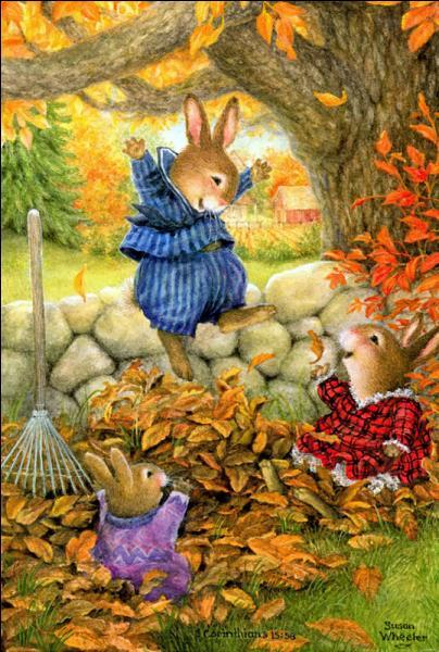 """Qui a écrit le recueil """"Les feuilles d'automne"""" ?"""