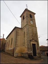 Village de l'arrondissement de Nancy, Autreville-sur-Moselle se situe dans le département ...