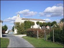 Le commune Charentaise-Maritime de Boutenac-Touvent se situe en région ...