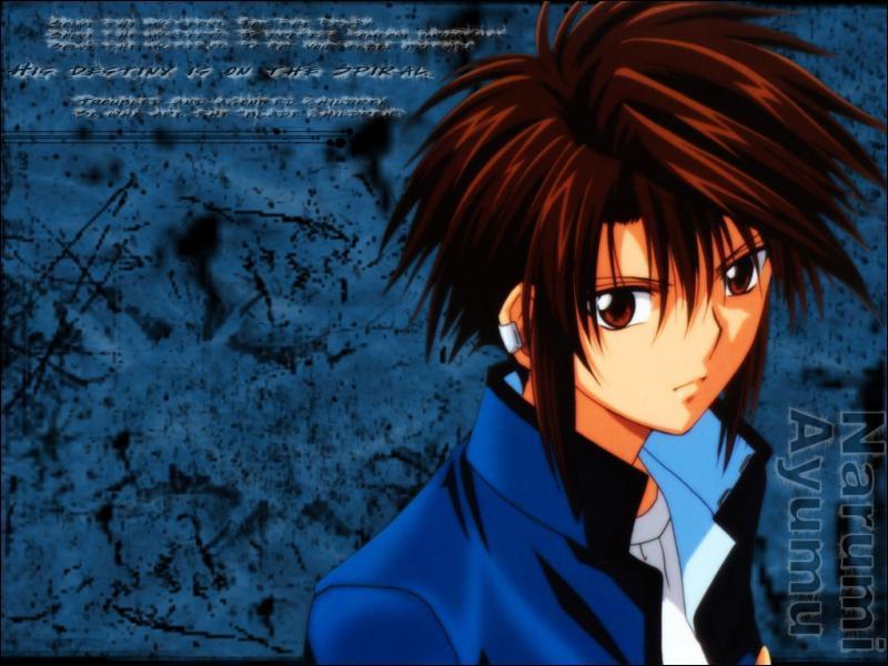 Dans quel manga et anime retrouve-t-on ce jeune garçon très intelligent ?.