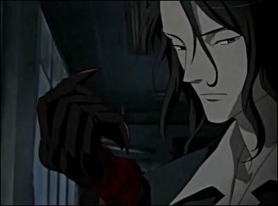 Dans quel anime retrouve-t-on cet homme ?
