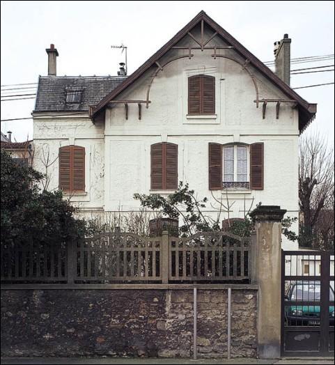 Voici sa maison de Giverny, quel est ce peintre auquel l'impressionnisme doit son nom ?