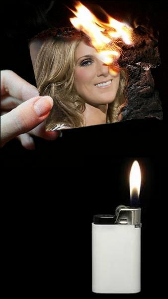 """Si je te dis : """" Pour que tu m'aimes encore"""". Tu brûles ou tu ne brûles pas ?"""