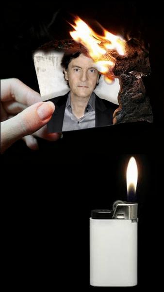 """Si je te dis : """"C'est écrit"""". Tu brûles ou tu ne brûles pas ?"""
