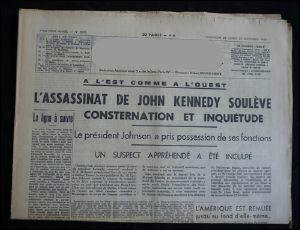 Quel est ce quotidien créé par Hubert Beuve-Mary, dont Jean-Jacques Servan Schreiber fut un célèbre journaliste, et dans lequel, en 2007, le directeur Jean-Marie Colombani appelle à voter Ségolène Royal ?