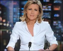 Cette journaliste a présenté le journal de TF1 le weekend pendant 24 ans, il s'agit de...
