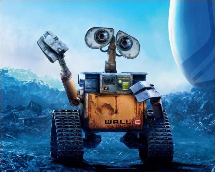 Un petit robot curieux, dernier être vivant sur la Terre, a pour mission de la nettoyer jusqu'au retour des hommes.