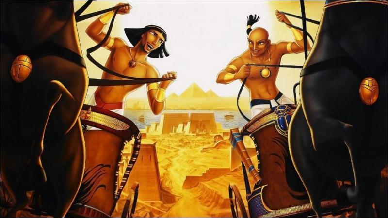Moïse a été recueilli par le pharaon qui l'a élevé comme son propre fils. Mais le jour où il découvre la vérité sur ses origines, il décida de conduire son peuple à la révolte soutenu par son dieu.
