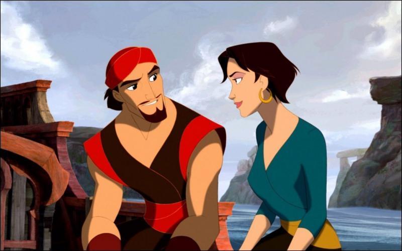 Le prince des mers est accusé d'avoir volé un livre très précieux qui maintient la paix sur Terre. Pour prouver son innocence, il part avec Marina pour le Tartare dans le but de reprendre le livre à la déesse de la discorde.