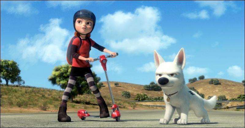 C'est l'histoire d'un chien super star qui croit que tout ce qu'il vit dans les films est réel. La chute sera dure lorsqu'il se retrouvera dans le vrai monde, sans famille et sans super-pouvoirs.