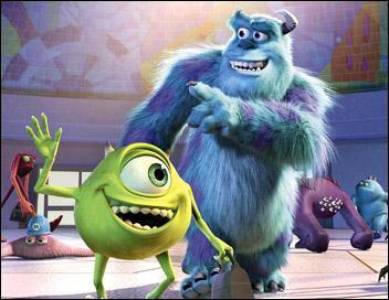 Bob et Sully travaillent tous les deux dans une usine qui récolte les cris des enfants pour les changer en énergie.