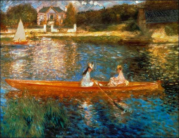 """Qui a peint """"La Seine à Asnières"""" ?"""