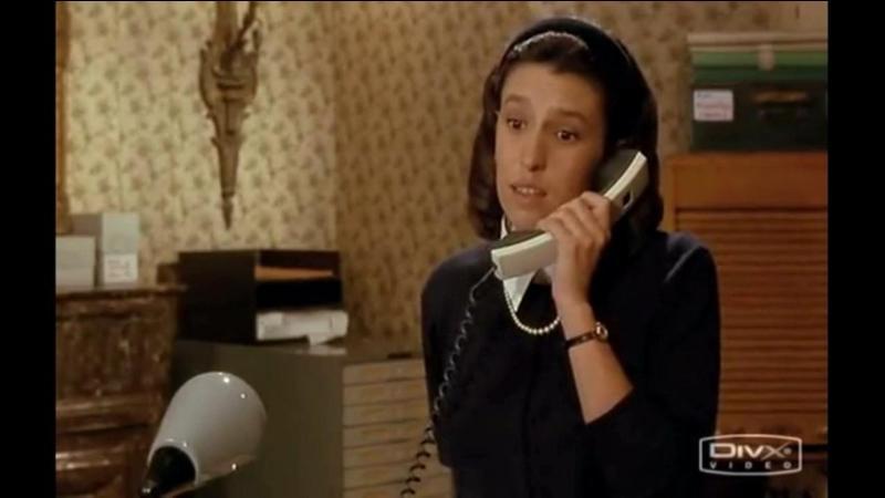 Figurez-vous que Thérèse n'est pas moche, elle n'a pas un physique facile ... c'est différent !