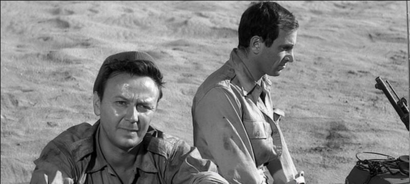 Faut pas faire attention, Théo est une brute née de la guerre - En langage clinique, on appelle ça un paranoïaque, en langage militaire, un brigadier !