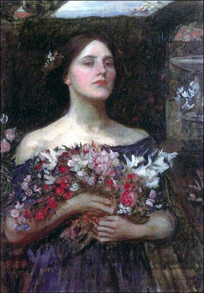 Qui a peint Ophélia ?