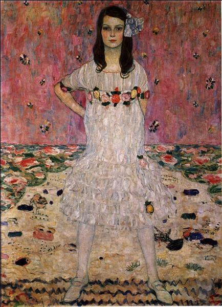 Qui a peint Mada Primavesi ?