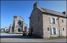 La commune Bretilienne de Saulnières se situe en région ...