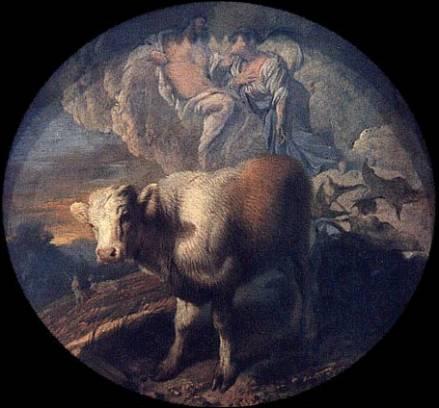 Quelle est cette vache de la mythologie, fille d'Argos et de Mélia ?