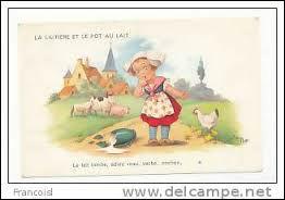 Complétez ces mots de La Fontaine : Adieu...