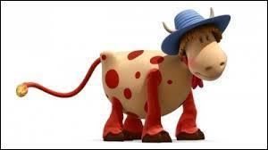 Quel est le nom de cette vache ?